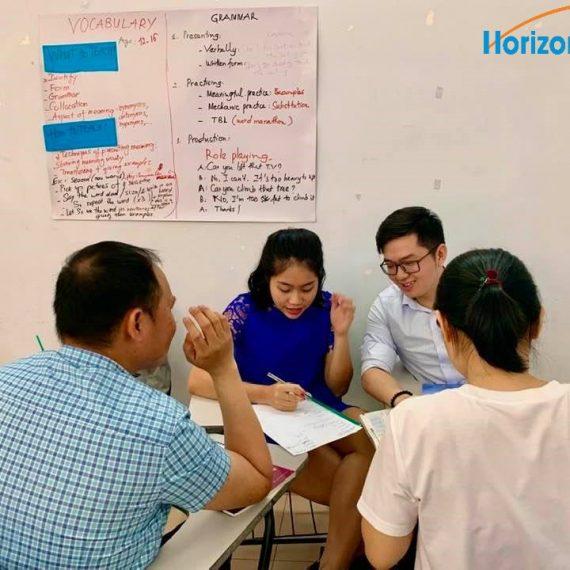Luyện kỹ năng viết cho học sinh trình độ sơ cấp