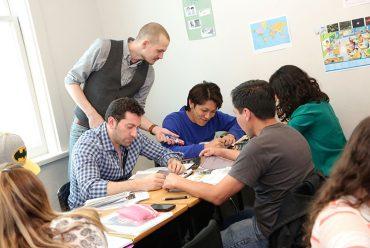 Những hoạt động đơn giản nhưng có thể giúp học viên thực hành cả bốn kĩ năng