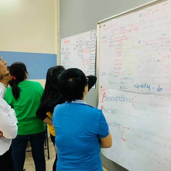 10 phương pháp để trở thành một giáo viên chuyên nghiệp