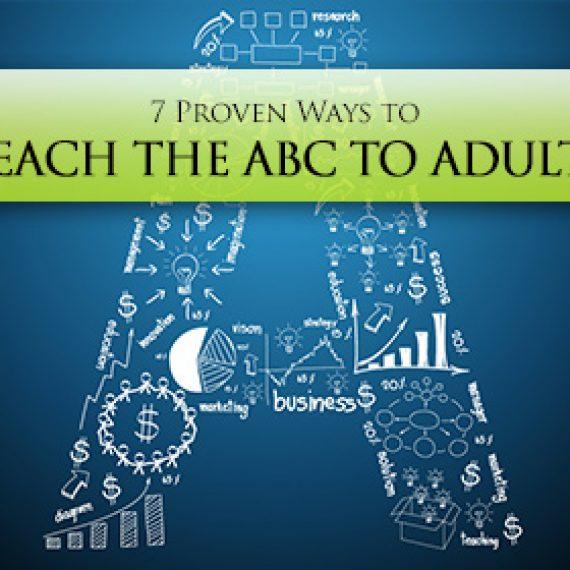 7 cách dạy bảng chữ cái tiếng Anh cho người lớn