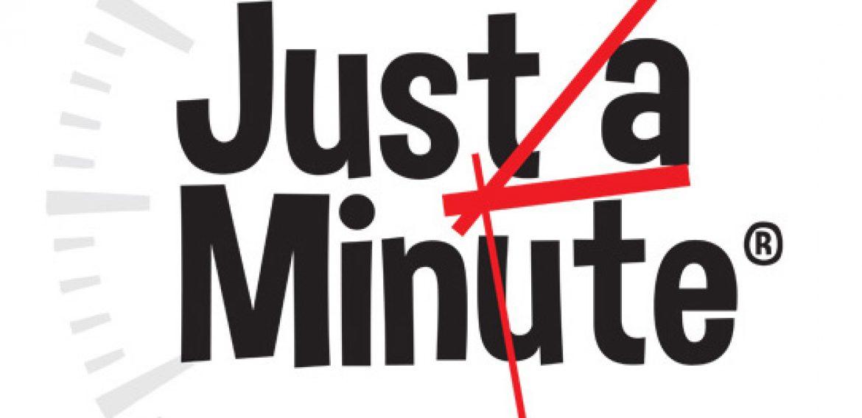 NÓI TRÔI CHẢY QUA 5 BƯỚC TRÒ CHƠI JUST A MINUTE