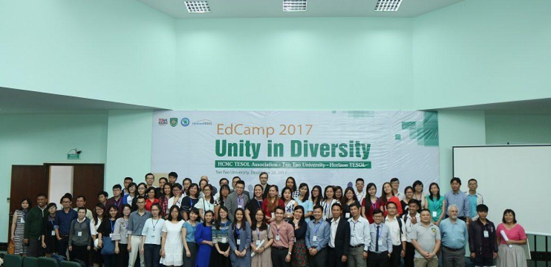Chương trình Hội trại Giáo dục (EdCamp) Việt Nam 2017