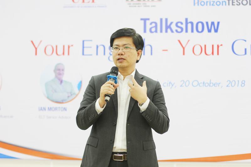 Thầy Khang Nguyễn mang đến bức tranh toàn diện về ngành nghề biên – phiên dịch tiếng Anh
