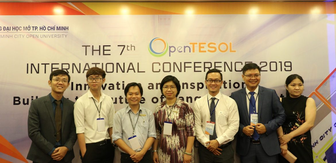 CONFERENCE DISCUSSES WAYS TO IMPROVE TESOL LEARNING, TEACHING