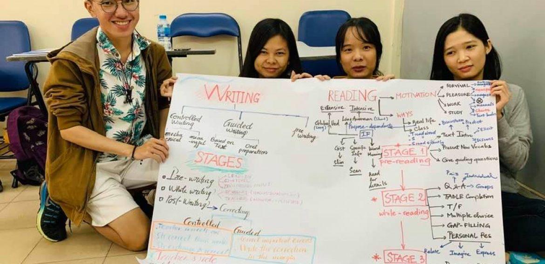 Giỏi ngoại ngữ thông qua 4 kỹ năng