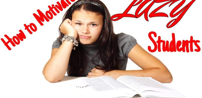 Tạo động lực cho những học sinh lười biếng