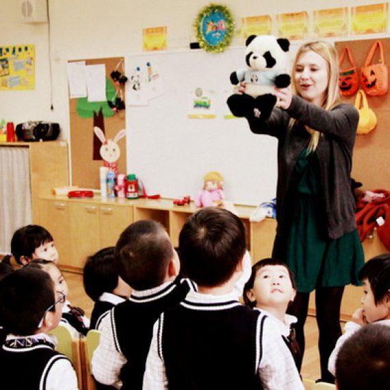Các hoạt động bổ ích khi dạy tiếng anh cho trẻ mẫu giáo