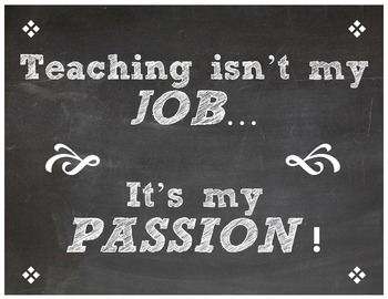 Giảng dạy còn là lẽ sống