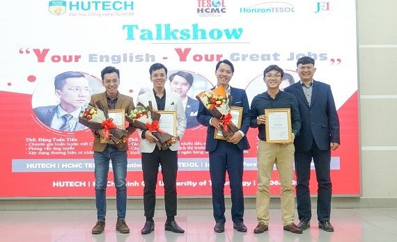 """YOUR ENGLISH – YOUR GREAT JOBS"": NHỮNG NGHỀ TUYỆT VỜI TỪ TIẾNG ANH"