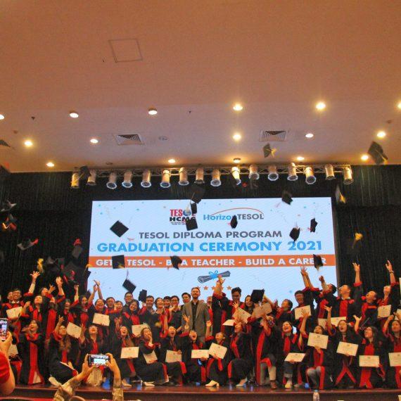 Lễ tốt nghiệp các khóa đầu năm 2021 – CỘT MỐC MỞ ĐẦU TƯƠNG LAI