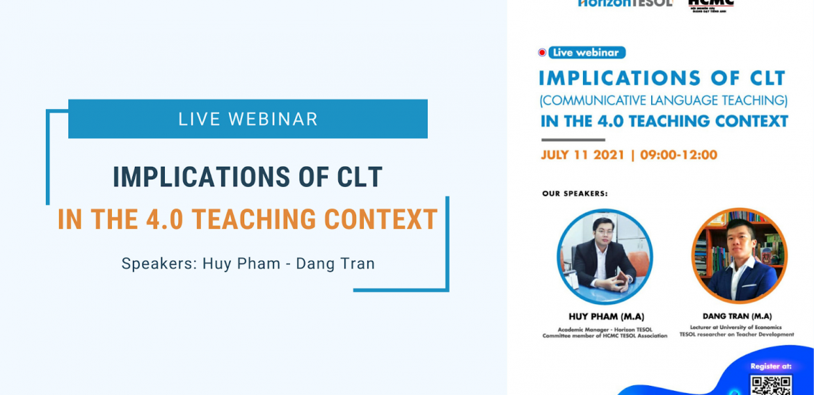 """Workshop """"Implications of CLT in the 4.0 teaching context"""" review"""